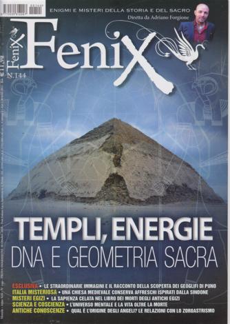 Fenix - n. 144 - mensile - 10 ottobre 2020 -