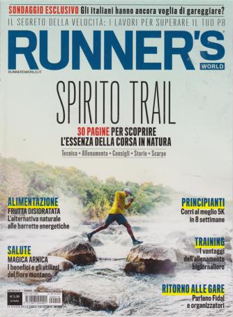 Runner's World - n. 10 - mensile - ottobre 2020