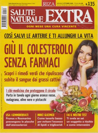 Salute Naturale Extra - n. 135 - mensile - ottobre 2020
