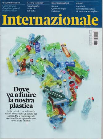 Internazionale - n. 1379 - 9/15 ottobre 2020 - settimanale