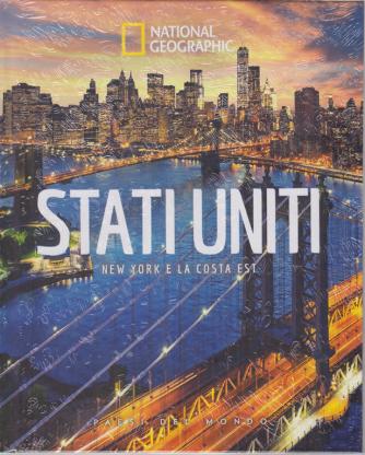 National Geographic - Stati Uniti - New York e la costa est - n. 6 - 9/10/2020 - settimanale - copertina rigida