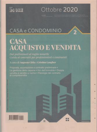 Guida del consulente immobiliare - Casa e condominio - Casa acquisto e vendita - ottobre 2020 - n. 3 - bimestrale -