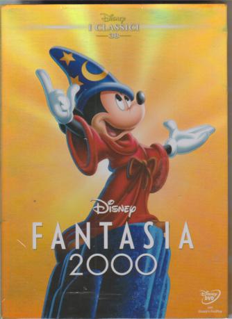 I Dvd di Sorrisi 4 -n. 47 - I classici Disney - Fantasia 2000 - 13/10/2020 -