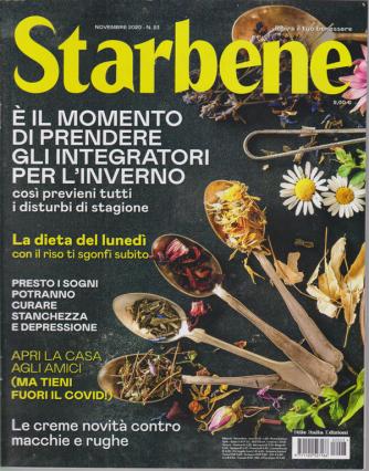 Starbene - n. 23 - novembre 2020 - mensile