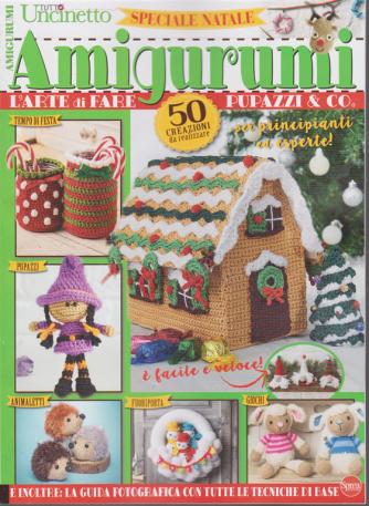 Tutto Uncinetto Speciale Natale - Amigurumi - n. 13 - bimestrale - ottobre - novembre 2020 -