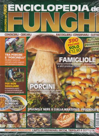Enciclopedia dei funghi + Funghi estate - 3 numeri - n. 2 - annuale - ottobre - novembre 2020 - 390 pagine