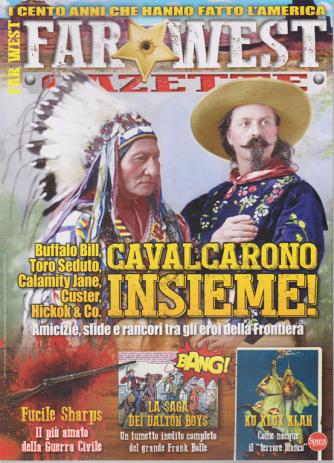Far West Gazette - n. 20 - bimestrale - novembre - dicembre 2020 -