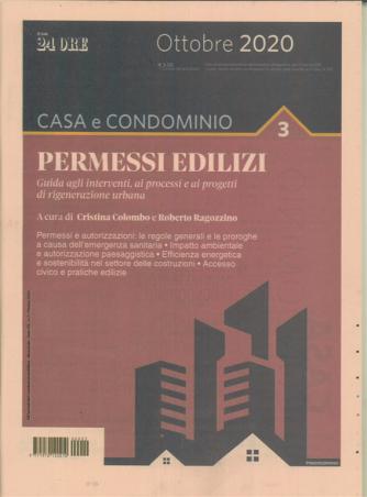 Casa e condominio - n. 3 - Permessi edilizi - ottobre 2020 - bimestrale