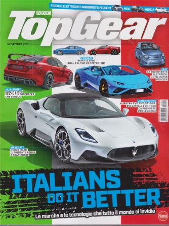 Bbc Top Gear - n. 155 - mensile - 15/10/2020