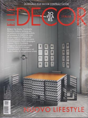 Elle Decor - n. 10 - ottobre 2020 - mensile + in regalo Elle decor contract book - 2 riviste
