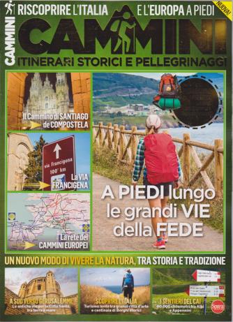 Bbc History Travel - Cammini - Itinerari storici e pellegrinaggi - n. 5 - bimestrale - maggio - giugno 2019 -