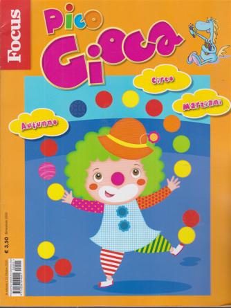 Focus Pico Gioca - n. 5 - 15 ottobre 2020 - bimestrale