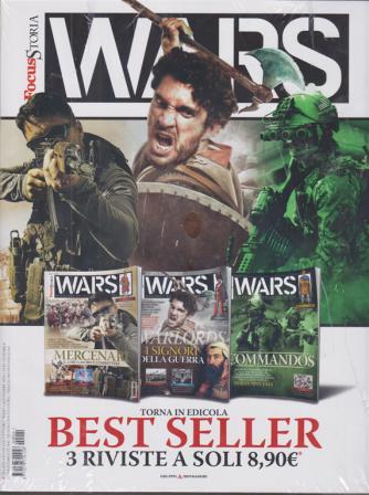 Gli Speciali di Focus Storia Wars - 3 riviste - n. 4 - novembre 2020 -