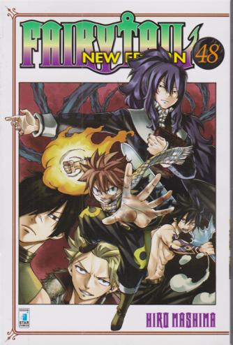 Big Star Comics - n. 57 - Fairy Tail New Edition 48 - mensile - ottobre 2020