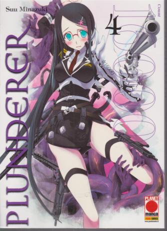 Manga Saga -Plunderer -  n. 50 - mensile - 15 ottobre 2020