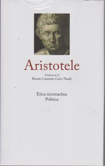 I grandi filosofi - Aristotele - n. 20 - settimanale - 16/10/2020 - copertina rigida