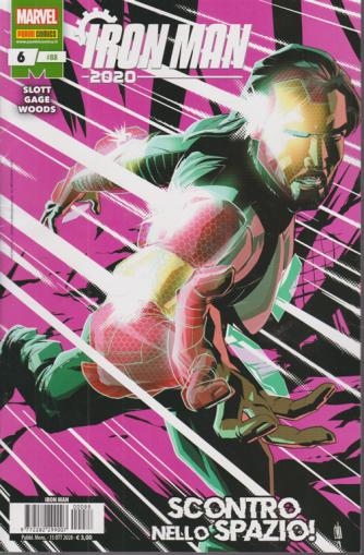 Iron Man - n. 88 - Scontro nello spazio! - mensile - 15 ottobre 2020