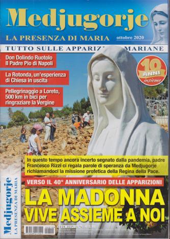 Medjugorje - La presenza di Maria - n. 10 - mensile - ottobre 2020