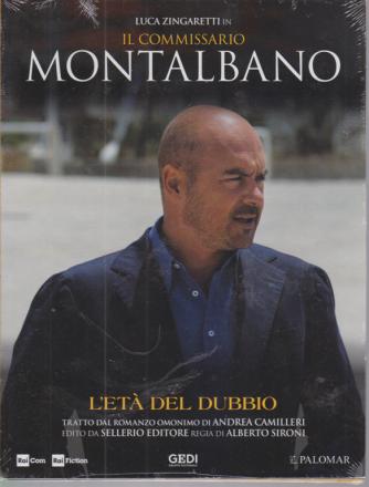 Luca Zingaretti in Il commissario Montalbano - L'età del dubbio - n. 28 - 20/10/2020 - settimanale
