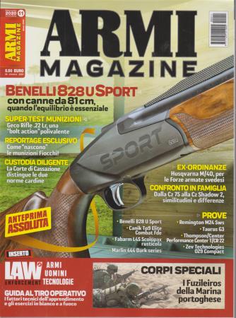 Armi Magazine - n. 11 - mensile - novembre 2020