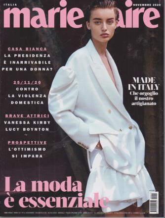 Marie Claire Pocket - n. 11 - novembre 2020 - mensile