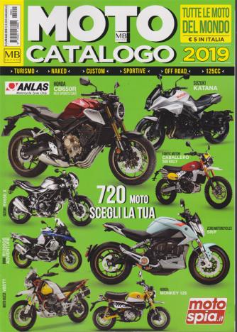 Motocatalogo - Tutte Le Moto 2019 - n. 1 - aprile - maggio 2019 - annuario
