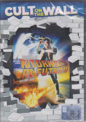 I Dvd Kids di Sorrisi - n. 20 - Cult on the wall - Ritorno al futuro - settimanale - 20 ottobre 2020