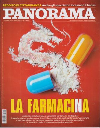 Panorama - La Farmacina - n. 43 - settimanale - 21 ottobre 2020 -