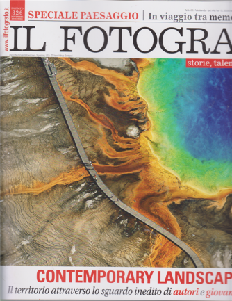 Il Fotografo - n. 326 - novembre - dicembre 2020 - bimestrale