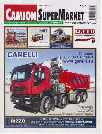 Camion Super Market - n. 4 - 17 aprile 2019 -