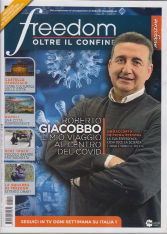 Freedom Magazine -Oltre il confine -  n. 10 - mensile - novembre 2020