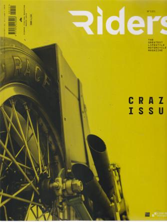 Riders - n. 121 - marzo 2019 -