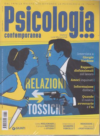 Psicologia Contemporanea - n. 282 - novembre - dicembre 2020 - bimestrale + Psicologia 2020 catalogo -