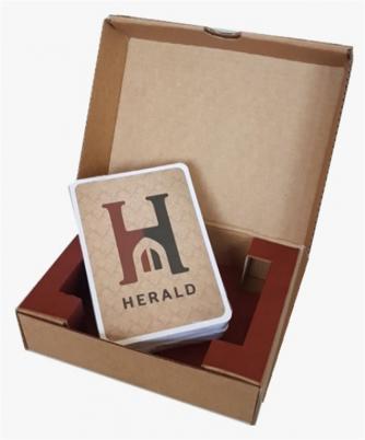HERALD il gioco di carte Medioevali