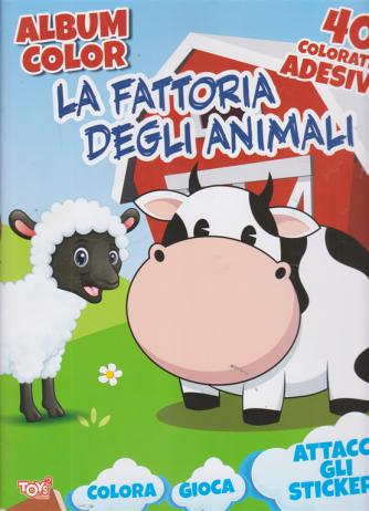 Toys2 Sticker Album color - La fattoria degli animali - n. 38 - bimestrale - 22 ottobre 2020