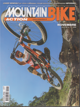 Mountain Bike Action - n. 11 - mensile - novembre 2020