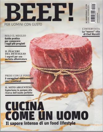 Beef! - n. 1 - bimestrale - ottobre - novembre 2020