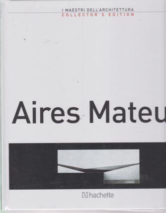 I maestri dell'architettura - Aires Mateus - n. 9 - 19/4/2019 - quattordicinale - in copertina rigida