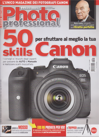 Professional Photo - n. 129 - 27/10/2020 - mensile