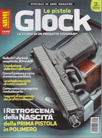 Speciale di Armi magazine - Le pistole Glock - bimestrale - 24 ottobre 2020 -