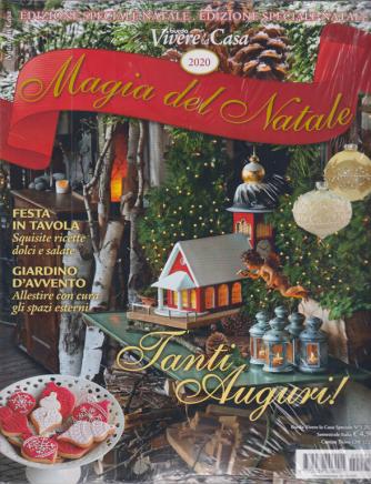 Vivere La Casa Speciale - Magia del Natale - n. 1 - semestrale - 28/10/2020 - 2 riviste