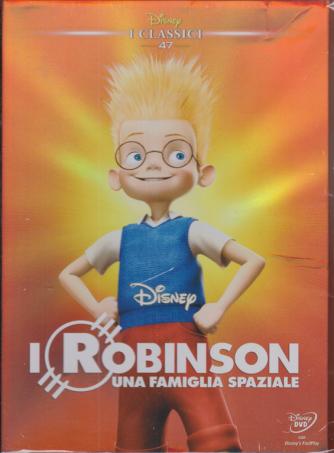 I Dvd di Sorrisi 4 - n. 49 - I Robinson una famiglia spaziale - 27/10/2020 - settimanale
