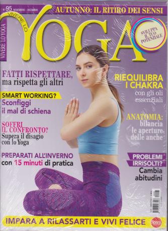 Vivere lo Yoga - n. 95 - novembre - dicembre 2020 - bimestrale