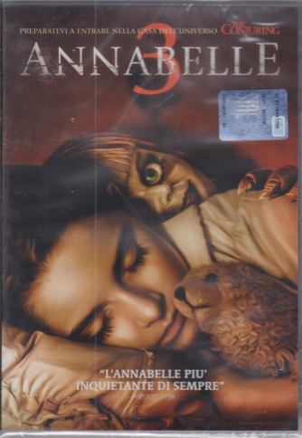 I Dvd di Sorrisi Collection - Annabelle 3 - n. 28 - 27 ottobre 2020 - settimanale