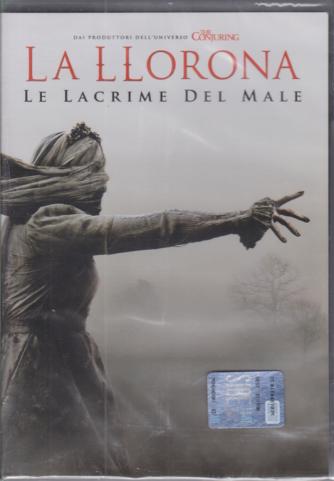 I Dvd di  Sorrisi Collection -  n. 29 - La LLorona - Le lacrime del male - 27 ottobre 2020 - settimanale