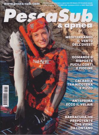 Pescasub & Apnea - n. 374 - mensile - 1 novembre 2020