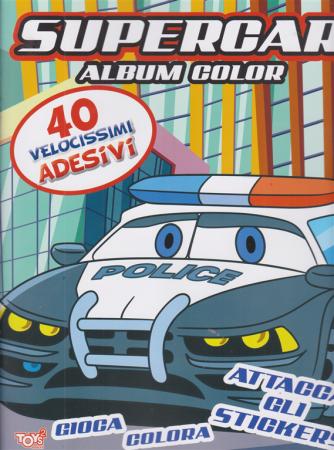 Toys2 Pocket - Supercar - Album color - n. 55 - bimestrale - 29 ottobre 2020