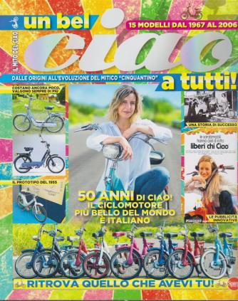 Hobby Moto Speciale - Un bel Ciao a tutti! - n. 1 - bimestrale - novembre - dicembre 2020