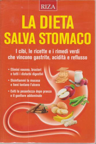 Curarsi mangiando - La dieta salva stomaco - n. 147 - novembre 2020 -