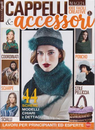 La nuova maglia - Cappelli & accessori - n. 3 - bimestrale - novembre - dicembre 2020 -